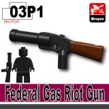 (03)Black_Federal Gas Riot Gun-P1