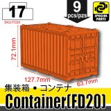 (17)Orange_Container(FD20)