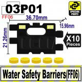 (03P01)Black_Water Safety Barriers(FF06)