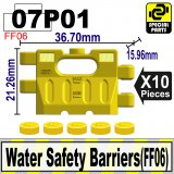 (07P01)Yellow_Water Safety Barriers(FF06)