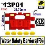 (13P01)Red_Water Safety Barriers(FF06)