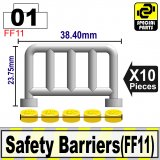 (01)White_Safety Barriers(FF11)