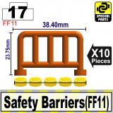 (17)Orange_Safety Barriers(FF11)