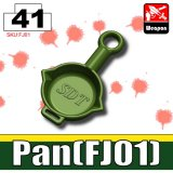 (41)Tank Green_Pan(FJ01)