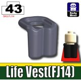 (43)Dark Blue Gray_Life Vest(FJ14)