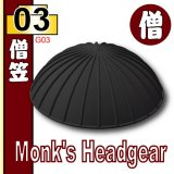 (03)Black_Monk's Headgear
