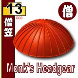 (13)Red_Monk's Headgear