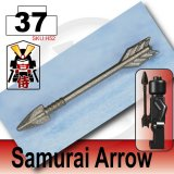 (37)Metallic Speckle Silver_Samurai Arrow