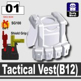 (01)White_B12 (Tactical Vest)