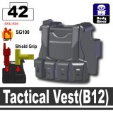 Iron Black_B12(Tactical Vest)