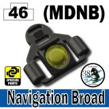 (4653)Pearl Dark Black_Navigation Broad(MDNB)
