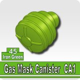 Iron Green_Gas Mask Canister CA1