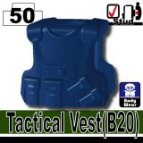 Dark Blue_Tactical Vest(B20)