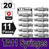 (20)MX Clear_TA11 Syringes