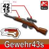 Iron Black+Brown(4215)_Gewehr43s
