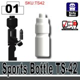 (01)White_Sports Bottle TS-42