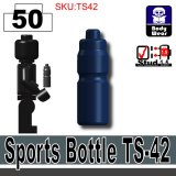 (50)Dark Blue_Sports Bottle TS-42