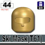(44)Dark Tan___Ski Mask(T61)
