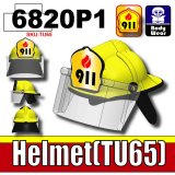 (6820P1)Light Yellow_Helmet(TU65)