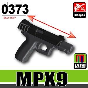 (0373)Black-Combat Black_MPX9